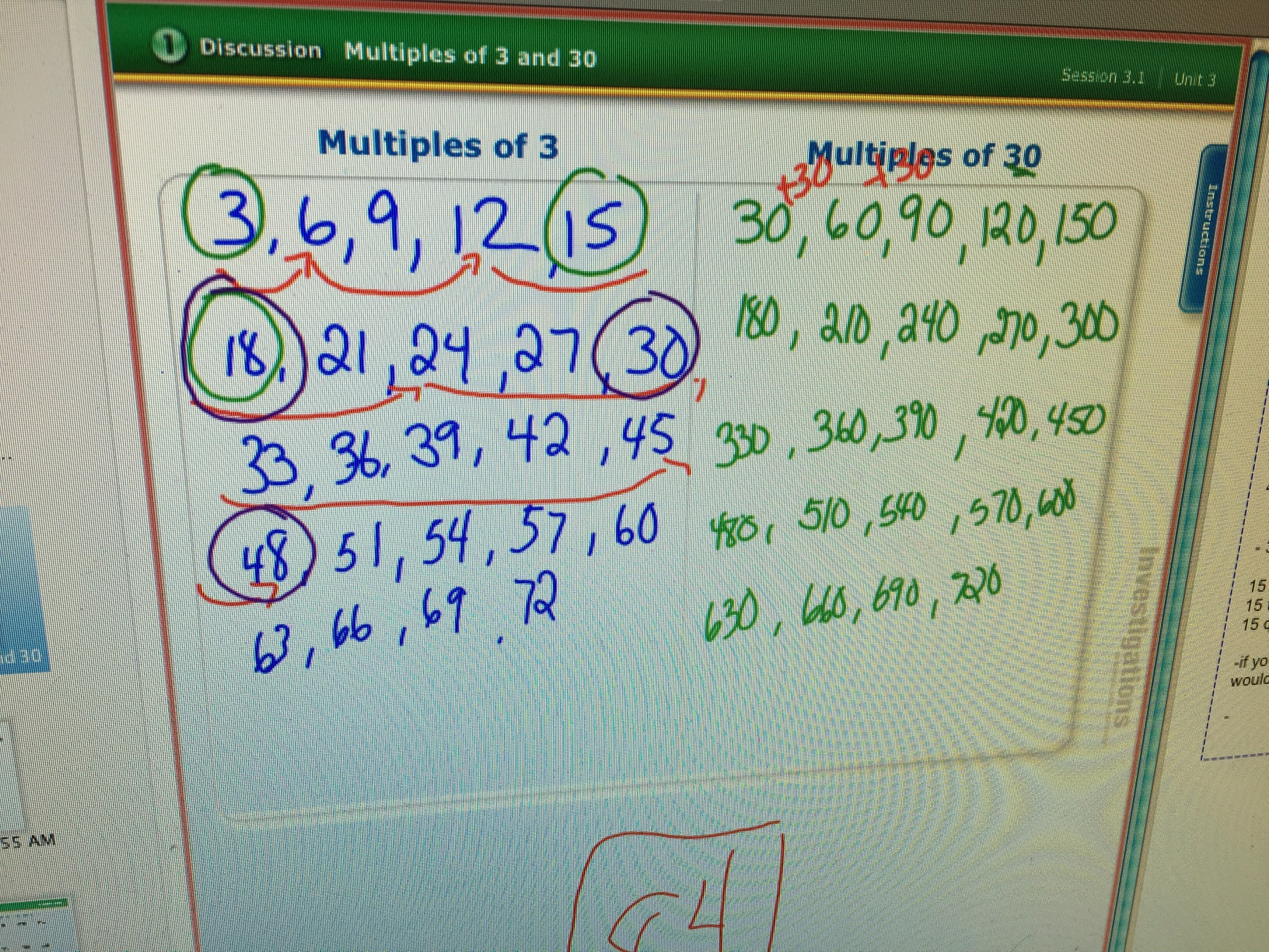 4th Grade Multiple Towers – Pt 2 | Math Minds